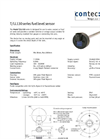 T/LL130 Series Fuel Level Sensor Datasheet