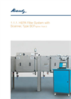 Hightec Triple - Model SCF -S - HEPA Filter Systems Brochure