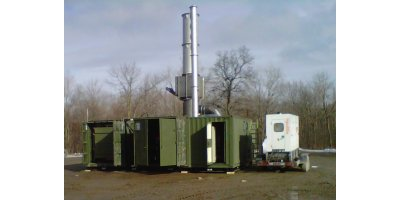 ECO Mobile Incineration Systems