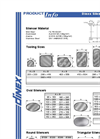 Capability - Silencers - Baffle sizes- Brochure