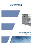 Safety of Machines and Systems - CE-Conformity - Brochure