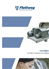 Flottweg - Flottweg Decanters for Water Treatment and Wastewater Facilities - Brochure