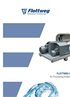 Flottweg Decanters for Processing Waterworks Sludge - Applications Note