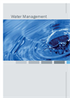 Water Management- Brochure