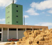 Biomass Pelleting - Straw Pelleting - Agriculture