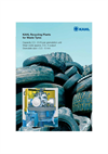 KAHL Recycling of Post Consumer Tires Brochure