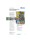 KAHL Cubing/Pelleting Press and Pan Grinder Mill - Brochure