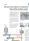 Electrical Control System of the ExPander - Brochure