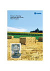 KAHL - Plants for Pelleting Straw and Other Crude Fibre Products - Brochure