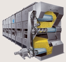KAHL - Belt Units for Biomass Pellets