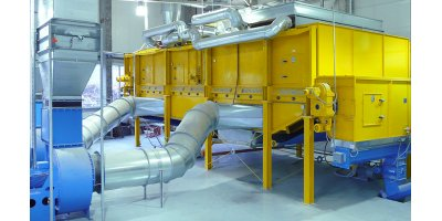 KAHL - Fabric Belt Drier for Wood