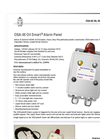 Oil Smart Alarm Panel Brochure