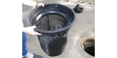 Retro Fit Catch Basin Insert By Stormwaterworks Com
