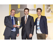 Atkins scoops three honours at Ground Engineering Awards