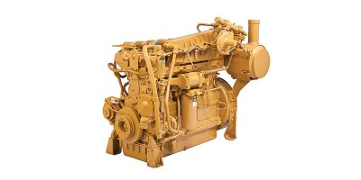 Caterpillar - Model G3306B - Gas Compression Engines