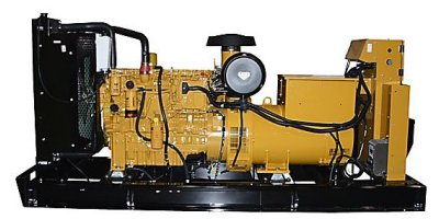 Caterpillar - Model C7.1 (60 Hz) - Diesel Generator Sets