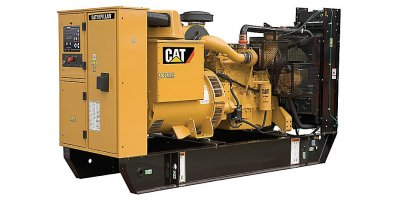 Caterpillar - Model C9 (60 HZ) - Open Diesel Generating Set