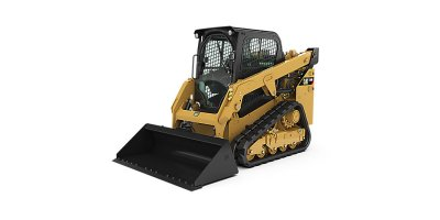 Caterpillar - Model 249D - Compact Track Loaders