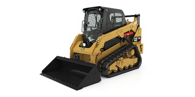 Caterpillar - Model 259D - Compact Track Loaders
