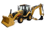 Caterpillar - Model 416F - Backhoe Loaders
