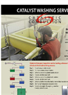 Catalyst Washing Services - Brochure