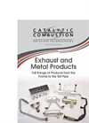 Exhaust and Metal Products - Brochure