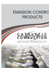 Catalytic - Emission Control - Brochure