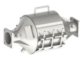 Model PSC Series - Perimeter Seal Catalytic Converters and Combos