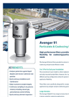 Avenger - Model 91 - Particulate & Coalescing Filter Datasheet