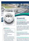 Tornado - 602 - Self Cleaning Filter Datasheet