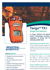 Tango TX1 Single Gas Detector Datasheet