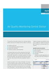 AquisNet - Air Quality Information System and Network – Data Center – Brochure