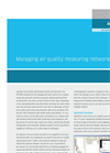 AquisNet - Air Quality Information System and Network –Brochure