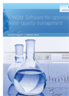 WISKI - Version WQM - Water Quality Module Brochure