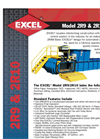 Model 2R9 & 2R10 Series - Two Ram Baler Brochure