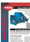Cardboard - Model EX66 & EX77 Series - Balers Brochure