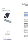 Diaphragm Pumps TD05 - Brochrue
