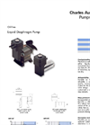 Diaphragm Pumps - Liquid DL2AC- Brochure