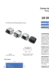 Linear Diaphragm Pumps LD25 DE - Brochrue