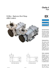 Charles Austen - Model EX7 - Explosion Proof Pump - Brochure