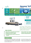 Aquaray® SLP-DW/PW Brochure