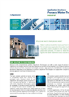 Process Water Treatment Brochure