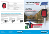 HydroMace - XCi - Smart Packaged Data Logging Brochure