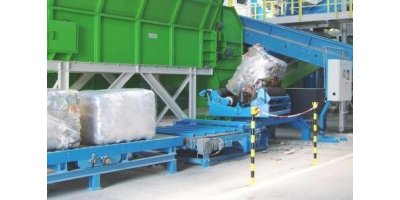 Rotowrap - Model TT - Bale Wrapping Systems