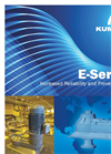 Kumera E Series Gear Units Brochure