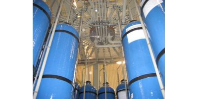 Industrial water Uranium recovery & purification