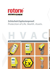 Schischek Explosionproof - Product Catalogue