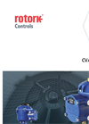 Rotork - CVA Range - Linear and Quarter-Turn Control Valve Actuators - Catalogue