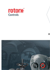 Rotork - Model AWT Range - High Performance Multi-turn Electric Actuators