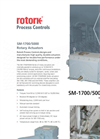 Rotork - SM-1700/5000 - Rotary Actuators - Brochure